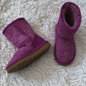 Other - Toddler size 10 sheepskin boots